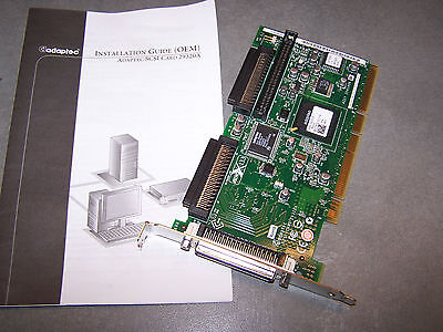 Adaptec SCSI Card 29320ALP Ultra320 SCSI Driver for PC