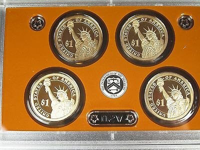 2013-S U.S. MINT PROOF SET 14 CLAD COINS ORIGINAL PACKAGING with CERTIFICATE P15 4