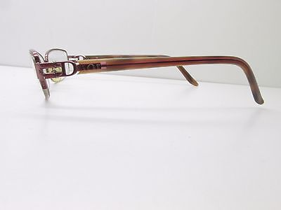 2292b8fcea9 ... Christian Dior CD3681 EYEGLASSES FRAMES 51-16-140 Half Rimless TV6  34591 8