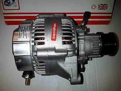 Land Rover Discovery Td5 2.5 Diesel Brand New 120A Alternator & Brake Vac Pump