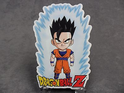 Dragon Ball Z Anime Series Gohan Figure Chunky 3-D Die-Cut Magnet NEW UNUSED