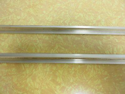 Brass Paul Mccobb Calvin Planner Group Dresser Chest Aluminium Trim Hardware A 6