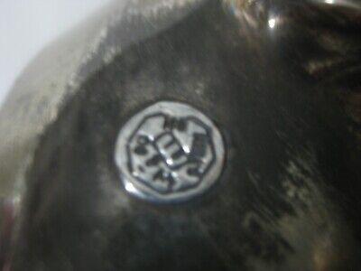 Espectacular Escultura Caballo De Bronce Con Baño De Plata-40 Cms-Made In Italy 11