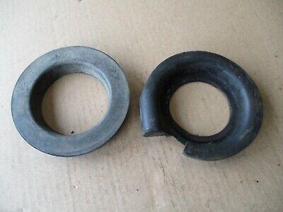 Kadett C  Federgummi Spiralfederauflagegummi Spiralfeder- Gummi unten