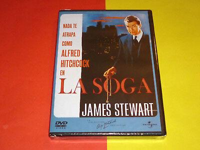 LA SOGA + LA VENTANA INDISCRETA / ROPE + REAR WINDOW -DVD R2- Precintada 4