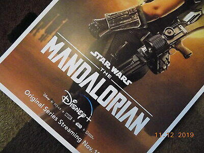 """The Mandalorian ( 11"""" x 17"""" ) Movie Collector's Poster Print - (T5)  B2G1F 3"""
