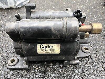 NIB Mercruiser 4.3-5.0-5.7-6.2-7.4 350Mag 575SC Fuel Pressure Regulator 807952A1