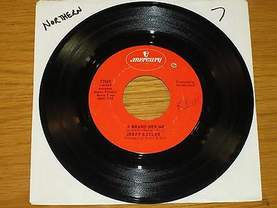 NORTHERN SOUL 45 Rpm - Jerry Butler - Mercury 72960