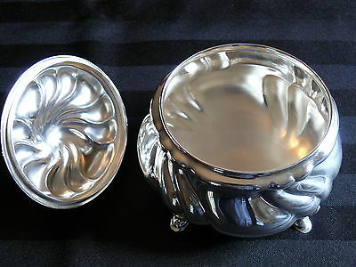 Bruckmann Sterling Silver Tea Coffee Service 2345g from the American Embassy