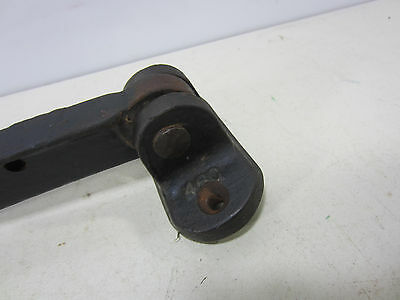 Antique Cast Iron Industrial Foot Pedal- Brake? Pedal 2