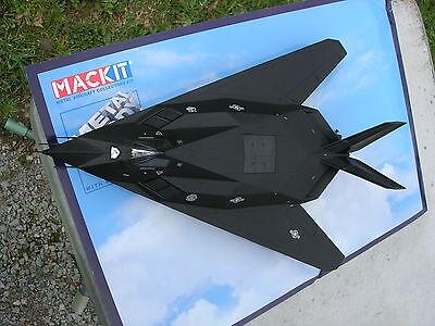 ARMOUR FRANKLIN MINT MACKIT KIT METAL 1//48 AVION furtif F-117A STEALTH HOLLOMAN