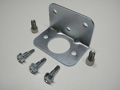 Holley QFT CCS  Universal Fuel Pressure Regulator Mounting Bracket /& Hardware