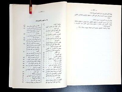 Antiqe Arabic Literature Book. Al-Borsan W Al-Organ By Al-Jahiz . 1987 9