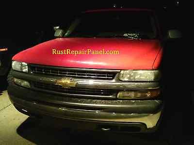 CHEVY SILVERADO GMC Sierra Tailgate Rust Repair Panel 1999-2007