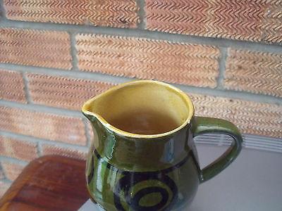 Brixham pottery Milk Jug or Creamer c1960s/70s