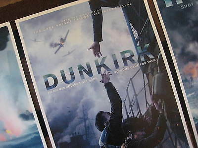 """Dunkirk ( 11"""" x 17"""" ) Movie Collector's Poster Prints ( Set of 3 ) 5"""