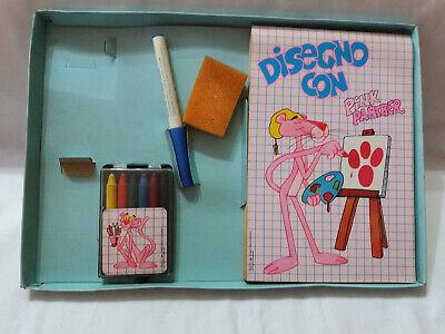 Pantera Posa Pink Panther Gli Allegri Scarabocchi 3
