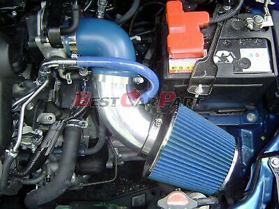 BCP BLUE 06-11 Honda Civic Si 2.0L L4 Cold Air Intake Racing System Filter