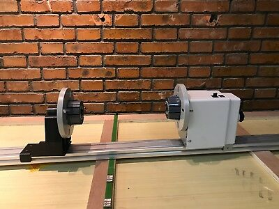 Enhanced 54'' 64'' 74'' Media Take Up System for Roland Mimaki Epson Mutoh HP 7