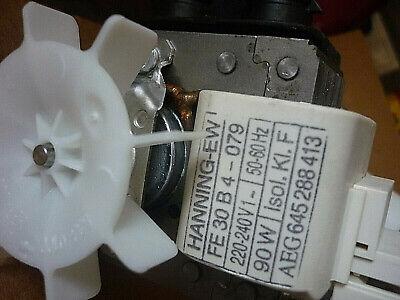 Lavamat 899645430540 Laugenpumpe Links 90 Watt Spaltmotorpumpe Pumpe Electrolux