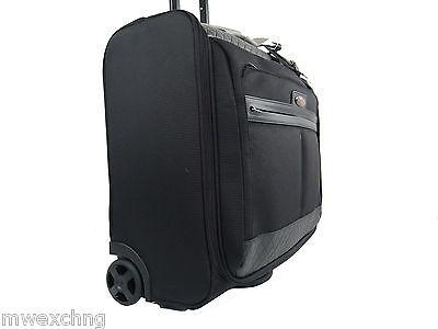 $650.00 Samsonite Black Label Opto Wheeled Garment Bag 8