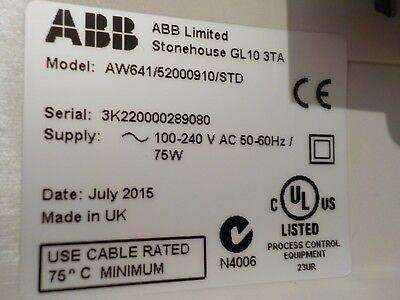 ABB Navigator 600 Silica Analyzer, AW641/52000910/STD 7