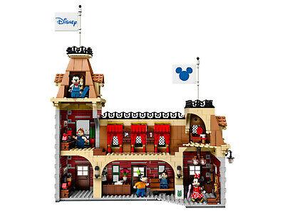 LEGO® 71044 Disney Zug mit Bahnhof inkl. PowerUp I NEU OVP I BLITZVERSAND 9