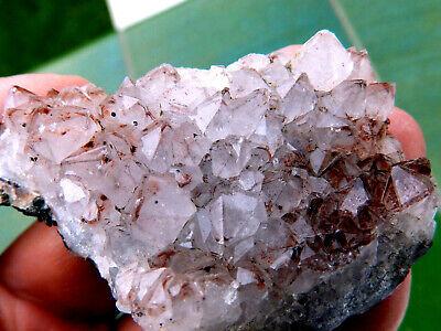 """Minerales """" Excelente Drusa De Amatista De Akka (Marruecos)  -  12F14 """" 2"""