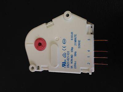 Kelvinator Refrigerator Defrost Timer 6 Hour 21 Min p/n 1431871 759802 0502 4