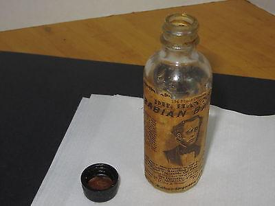 Apothecary Medicine Bottle Dr. Hayne's Arabian Balsam. Prov, R.I. Paper Label 4