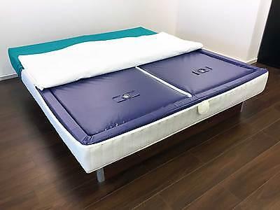Wasserbett Matratze Dual Wasserkern eine Seite Mesamoll2 Softside InnoRelax Pro