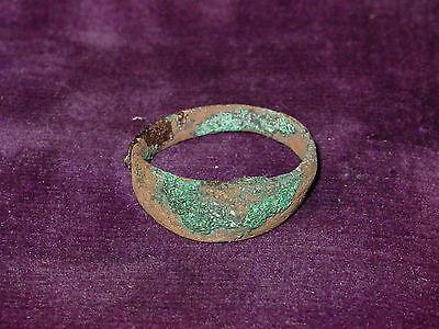 Perfect  Alanians,Khazarians Finger Ring #2. Saltovo-Mayaki culture  c 7-9 AD. 9