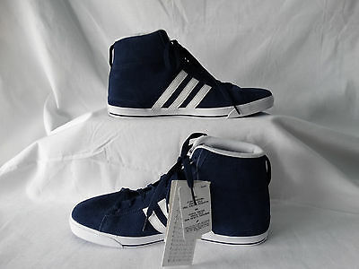 new arrival 63391 22226 ... adidas Neo Daily Twist Mid Damen High Top Sneaker F99504 blau-weiß EU  44 UK
