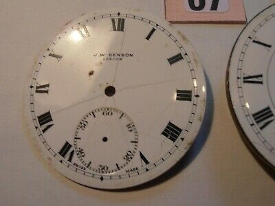 Two Pocket Watch Dials 3