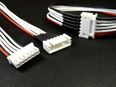 2S 3S 4S 5S 6S Balancer JST-XH Verlängerungskabel Ladekabel Lipo Akku 20cm 24AWG