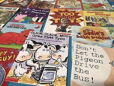 Story Time Assorted Bundle / Lot of 20 StoryBooks for Kids/Toddlers/Daycare 2