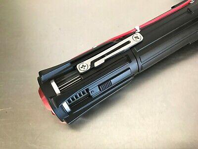 Star Wars Kylo Ren Graflex Skywalker beauty reveal lightsaber hilt prop 6