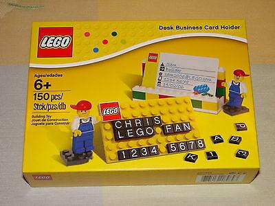 Lego 850425 Visitenkartenhalter Neu Ovp Desk Business Card