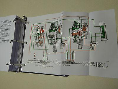 Case 850B Crawler Dozer Bulldozer Service Manual Repair Shop Book NEW w/Binder 11