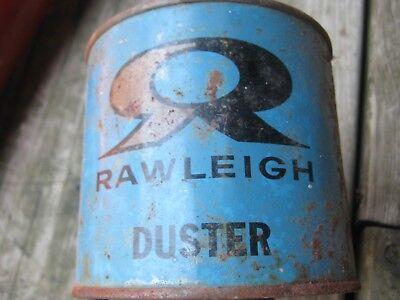 2 pcs  Metal Bug's Sprayer Original Vintage Old  Rawleigh Duster good decor