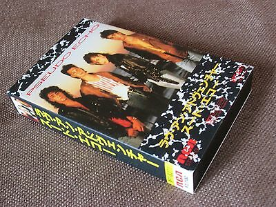 PSEUDO ECHO Love An Adventure JAPAN CASSETTE w/Slip Case+Insert RPT-8731 FREE SH 4