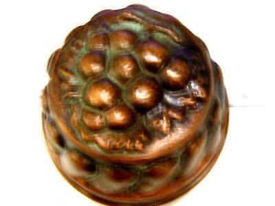 Gugelhupfform aus Kupfer