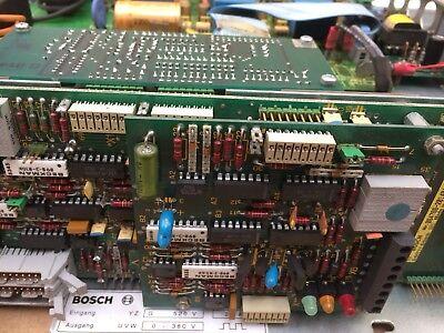 Bosch ASM20GTC ASM 20 GTC Servodyn Servo Drive 6