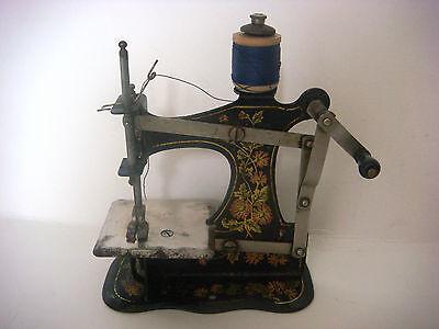 Antique Victorian Miniature Sewing Machine 2
