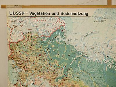 Cartina Urss.Cartina Da Parete Unione Sovietica Russia Urss Data Mining Eur 139 00 Picclick It