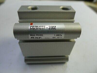 Vérin pneumatique compact SMC CDQ2B40TF-20DZ NEUF 2