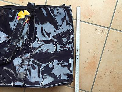 Dunkel violette Lack SM Tasche für die SM Utensilien 6