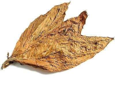 Virginia und Burley 50/50 Mischung Rohtabak Duft & Deko Blätter 2