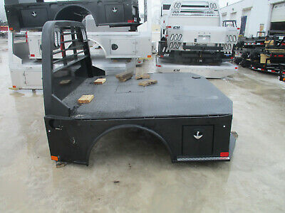 DODGE DUALLY SHORT bed CM SK Flatbed Replacement Body, 246721 RAM Mega Cab