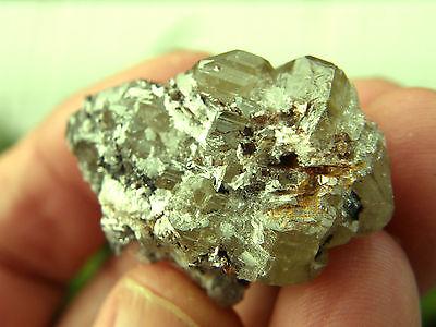 """Minerales """" Bonito Cristal De Cerusita De Touissit (Marruecos)  - 11A13 """". 4"""